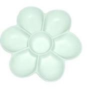 Artcoe- Plastic Daisy Palette 18cm