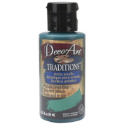 Phthalo Green-Blue Deco Art Traditions Artist Acrylic Paint 90ml Bottle