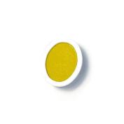 Prang Refill Pans for Oval Watercolour Set, 12 Pans per Box, Yellow
