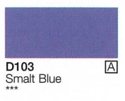 Holbein Acryla Gouache Smalt Blue (A) 20ml