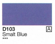 Holbein Acryla Gouache Smalt Blue (A) 20ml