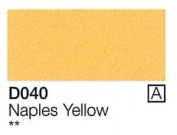 Holbein Acryla Gouache Naples Yellow (A) 20ml