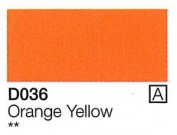 Holbein Acryla Gouache Orange Yellow (A) 20ml