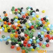 700Pcs 4/4.2mm Czech Glass Seed Loose Spacer Beads Jewellery Making Diy Pick More Colour