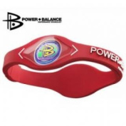 Power Balance Performance Technology Bracelet in (Red/White Lettering) Size