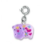 High Intencity CHARM IT! HAPPY HIPPO Bracelet Charm