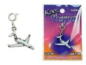 Koolcharmz Aeroplane Dangling Charm