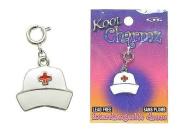 Koolcharmz Nurse's Cap Dangling Charm