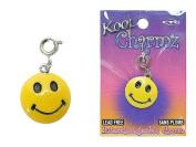 Koolcharmz Happy Face Dangling Charm