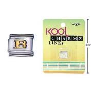 "Kool Charmz Links Letter ""B"""