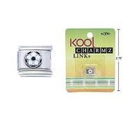 Kool Charmz Links Soccer Ball