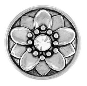 Ginger Snaps MAGNOLIA - APRIL SN22-16 Interchangeable Jewellery Snap Accessory