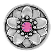 Ginger Snaps MAGNOLIA - OCTOBER SN22-22 Interchangeable Jewellery Snap Accessory