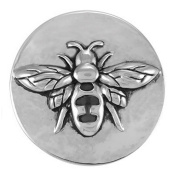 Ginger Snaps HONEY BEE SN20-05 Interchangeable Jewellery Snap Accessory