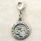 St. Christopher Clipable Charm