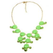 Bubble Necklace Green