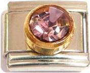 Big Round Birthstone June Bracelet Jewellery Link