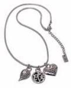 Necklace - Charm 47cm - 50cm Adjustable