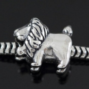You Pick 12 Month .925 Sterling Silver Zodiac Charm Fits Pandora, Biagi, Troll, Chamilla and Many Other European Charms