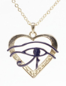 Mystica Collection Jewellery Necklace - Heart Egyptian