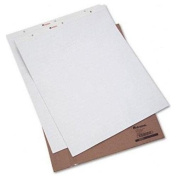 Recycled Easel Pads, 50-Sheet 2/Carton