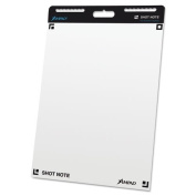 Ampad Shot Note Easel Pad, 23-1/4 x 31, 2/Pack