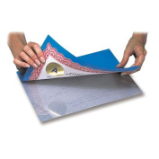 C-line - Laminating Sheets, 10cm x 13cm , Clear Sheets, Sold as 1 Package, CLI 65008