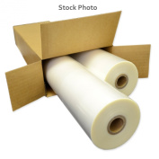 70cm Clear 3 Mil Thermal Roll Lamination Film (Quantity 2) w/ 2.5cm Core from ABC Office