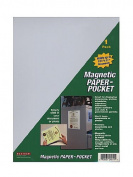 Magtech Magnetic Photo Pockets 22cm . x 28cm . pack of 1 [PACK OF 3 ]