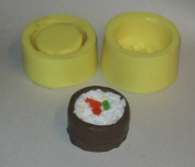 Sushi Roll Candle & Soap Mould