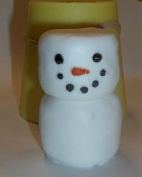 Marshmallow Snowman Candle & Soap Mould