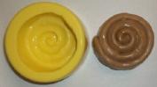 Wide Cinnamon Bun Candle & Soap Mould