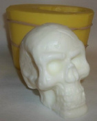 Skull Soap & Candle Mould- Large