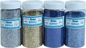 Sulyn Glitter light blue 240ml shaker bottle
