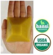Beeswax 100% Organic 70ml Pyramid Block from Hansi Organics