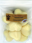 CINNAMON BUNS - Maximum Scented 120ml Soy Heart Melts