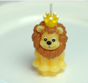 Lion Candle Baby Party Gift