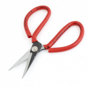 Bonsai Tools Red Rubber Covered Metal Handle Shears Scissors