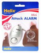 Helix Personal Mini Alarm, Grey
