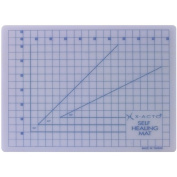 X-Acto 20cm - 1.3cm by 30cm Self-Healing Cutting Mat, Translucent White