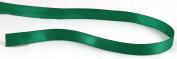 Kel-Toy Double Face Satin Ribbon, 1.6cm by 25-Yard, Emerald