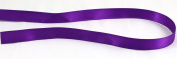 Kel-Toy Double Face Satin Ribbon, 1.6cm by 25-Yard, Violet