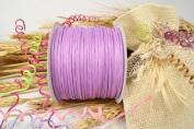Orchid Wire Magic Tie Raffia Ribbon-55 yards