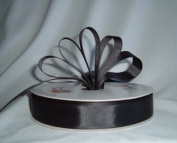 Grosgrain Ribbon 2.2cm - 50 Yards (150 FT) - Black - Sewing - Craft - Wedding Favours