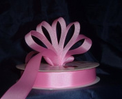 Grosgrain Ribbon 2.2cm - 50 Yards (150 FT) - Pink - Sewing - Craft - Wedding Favours