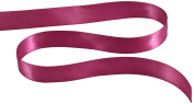 Kel-Toy Double Face Satin Ribbon, 2.2cm by 25-Yard, Colonial Rose