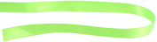Kel-Toy Double Face Satin Ribbon, 2.2cm by 25-Yard, Neon Green