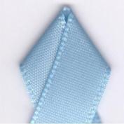 Papilion R074400060308100Y .60cm . Double-Face Satin Ribbon 100 Yards - Blue Topaz