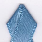 Papilion R074400060336100Y .60cm . Double-Face Satin Ribbon 100 Yards - Porcelain Blue