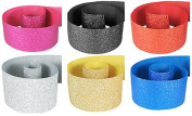 Hip Girl Boutique 30yd (6X5yd) 1cm Sparkle Ribbon -- Combo